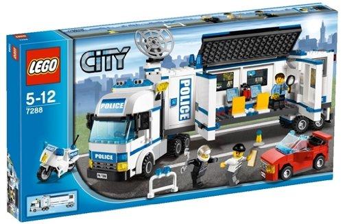レゴ (LEGO) シティ ポリスベーストラック 7288