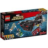 レゴ (LEGO) スーパー?ヒーローズ アイアンスカル サブアタック 76048