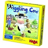 Haba Wiggling Cow Board Game [並行輸入品]