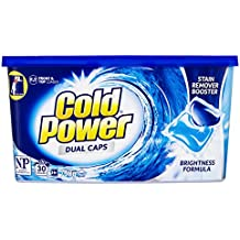 Cold Power Laundry Detergent Capsules, 30 Capsules, 750 grams