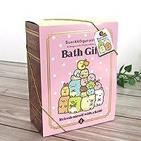 【すみっコぐらし】 バスギフト(ピンク) Bath Gift 739848
