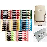 ネスカフェ スティックコーヒー スターアイランド よくばり 8種類 40本セット assort marchē(アソートマルシェ) オリジナル メッセージカード付