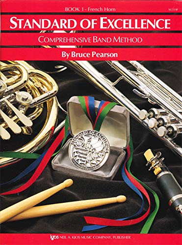 Download French Horn: Book 1 (Standard Book of Excellence Series) 0849759366
