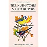Tits, Nuthatches and Creepers (Helm Identification Guides)