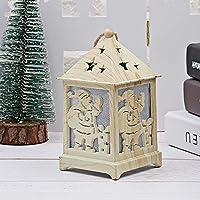 夜の光、クリスマスの装飾品、居間の照明、勉強室、寝室、店,4
