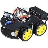 Elegoo UNOスマートロボットカーV3.0 UNO R3 教育的おもちゃ、全年齢対象ロボット
