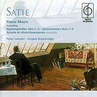 Satie;Piano Music