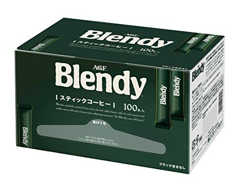 ブレンディ スティック 100本