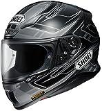 ショウエイ(SHOEI) バイクヘルメット フルフェイス Z-7 VALKYRIE (ヴァルキリー) TC-5 BLACK/GREY L (59cm) -