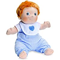 Rubens Barn Rubens Kids Doll , Linus