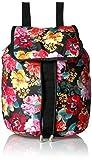 レスポートサック リュック LeSportsac Women's Essential Shopper Backpack Romantics Black [並行輸入品]