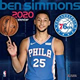 Philadelphia 76ers Ben Simmons 2020 Calendar