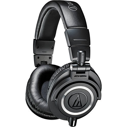 audio-technica プロフェッショナルモニターヘッドホン B00HVLUR86 1枚目