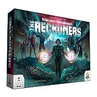 Nauvoo Games The Reckoners Board Game [並行輸入品]