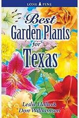 Best Garden Plants of Texas Paperback