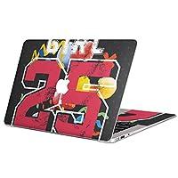 MacBook Pro 15 インチ (Late2016 ~ ) 専用スキンシール マックブック 15inch 15インチ Mac Book Pro マックブック プロ ノートブック ノートパソコン カバー ケース フィルム ステッカー アクセサリー 保護 ジャンル 英語 ロゴ 数字 012319