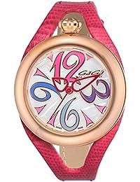 [ガガミラノ]GaGa MILANO 腕時計 Flat 42MM シェル文字盤 6071.01 【並行輸入品】