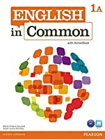 English in Common  Level 1 Split Edition Student Book A and Workbook A with ActiveBook CD-ROM