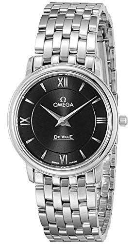 [オメガ]OMEGA 腕時計 デ・ビル ブラック文字盤 42...
