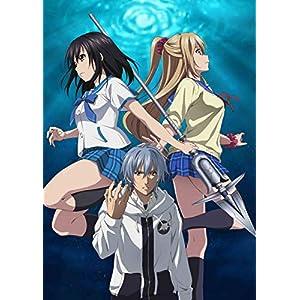 ストライク・ザ・ブラッドⅢ OVA Vol.3 (5~6話/初回仕様版) [Blu-ray]
