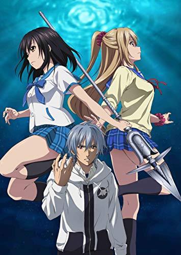 【Amazon.co.jp限定】早期特典あり ストライク・ザ・ブラッドIII OVA Vol.1 (1~2話/初回仕様版) (早期特典A3クリアポスター付) (全巻購入特典 : B2布ポスター 引換シリアルコード付) [Blu-ray]