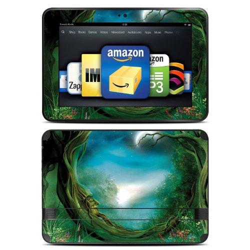 DecalGirl スキンシール Kindle Fire HD 8.9専用スキン - Moon Tree