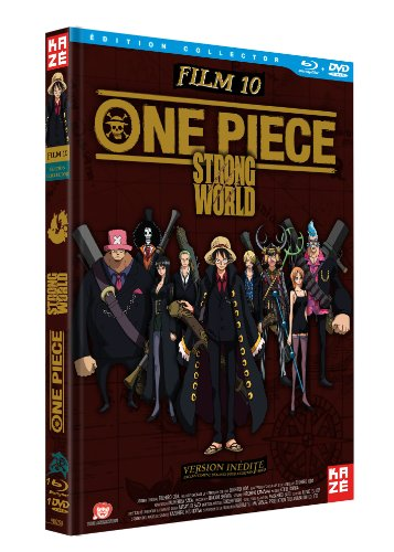 One Piece le Film : Strong World - Combo DVD + [Blu-ray] (Edition Collector limitée) [Édition Collector]