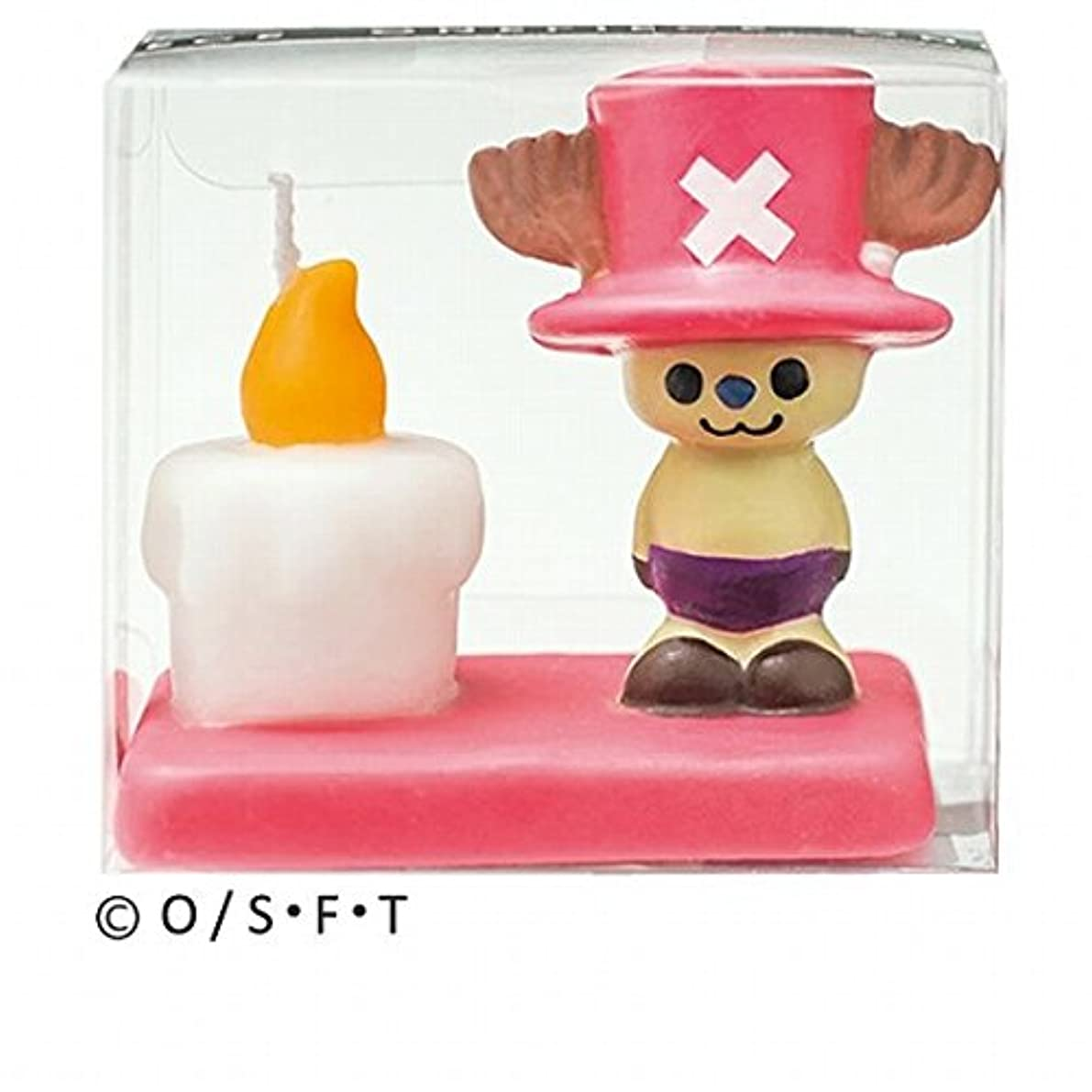 お風呂を持っているお肉思春期のカメヤマキャンドル(kameyama candle) チョッパーキャンドル