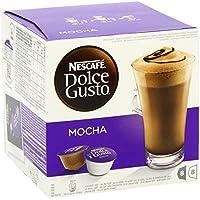 ネスカフェ ドルチェグスト(DOLCE GUSTO) Mocha - カプセル 8+8杯分×4箱 - 並行輸入品