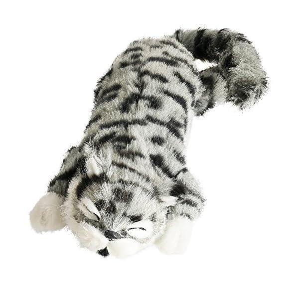 笑って転げて 猫山さん(笑う猫) 電動ぬいぐるみの紹介画像2