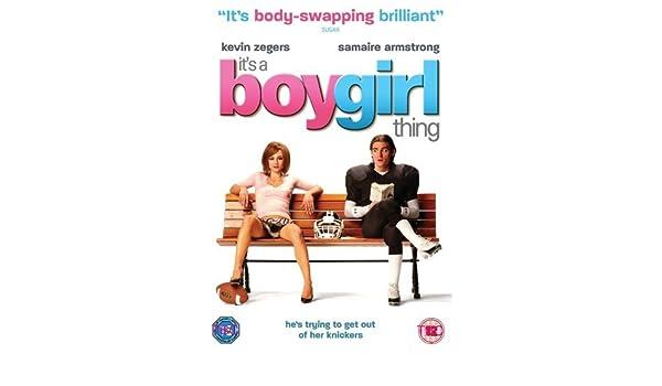 amazon its a boy girl thing dvd 映画