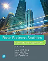 Basic Business Statistics (14th Edition) (What's New in Business Statistics)