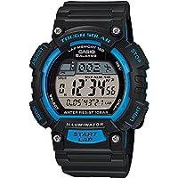 [カシオ]CASIO 腕時計 スポーツギア LAP MEMORY 120 ソーラー STL-S100H-2AJF メンズ