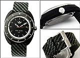 アディダス adidas スタンスミス 時計 腕時計 メンズ ブラック オレンジ ADH3155 [並行輸入品]