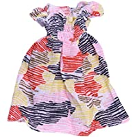 Lovoski 人形用 かわいい  1/6スケール  ストライプ  ドレス  12インチブライスドール対応  装飾