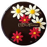 クリスマスケーキ2017 プレミアムグラサージュショコラ チョコレートケーキ 5号 4~6人用