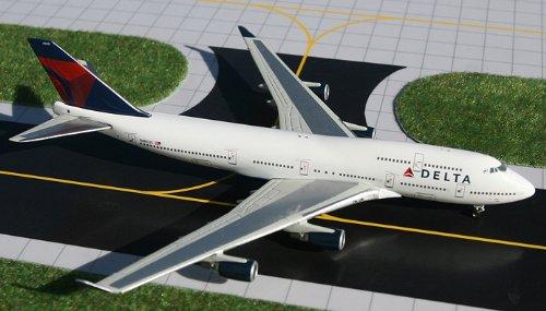 1: 400 ジェミニジェット Delta Air Lines ボーイング 747-400 (並行輸入)
