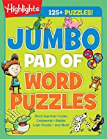 Jumbo Pad of Word Puzzles (Highlights(TM) Jumbo Books & Pads)