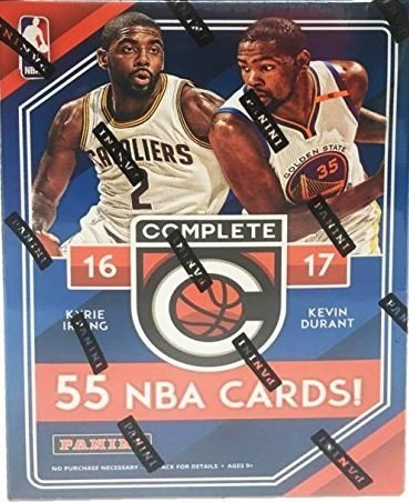 Panini 2016 - 2017 NBA Complete Factory Sealed Basketball Cards