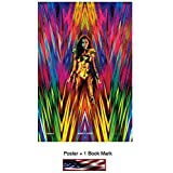 Wonder Woman 1984 - Movie Poster 11x17 Inch (Glossy Photo Paper) Wall Art Portrait Print