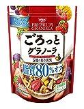 日清シスコ ごろっとグラノーラ 5種の彩り果実 脂質80%オフ 360g×6袋
