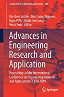 Advances in Engineering Research and Application: Proceedings of the International Conference on Engineering Research and Applications, ICERA 2019 (Lecture Notes in Networks and Systems)