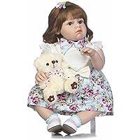 リアルな27インチ70 cm幼児ベビーソフトビニールReborn人形シリコン布ボディLifelike子赤ちゃん誕生日ギフト