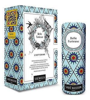 Sabe Masson - Belle Furieuse (サベ マソン ベル フリエース) 0.17 oz (5g) ソフトパフューム (練り香...