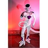 高品質コスプレ衣装 フリーザ ドラゴンボール 仮装女Mオ ーダーサイズ可能