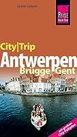 CityTrip Antwerpen, Bruegge, Gent