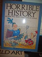 Pb Horrible History (Information Books)