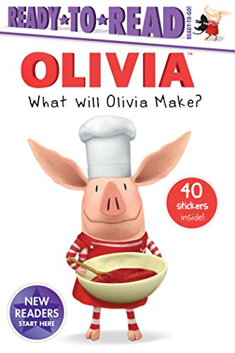 What Will Olivia Make? (Olivia...