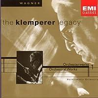 Wagner;Preludes + Overtures by Klemperer (1998-07-06)