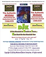 If The Messiah Is David Or Jesus - Ken Must Be The Messiah Too! The Introduction To DjK - Volume Edition Part 2 of 2